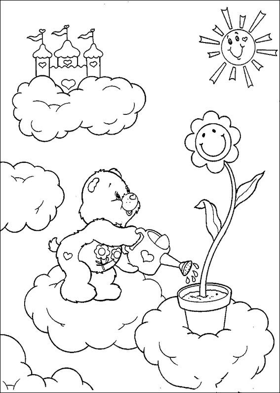 - ▷ Care Bears: Coloring Pages & Books - 100% FREE And Printable!