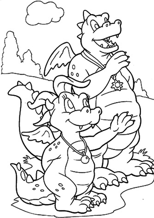 dragon-tales-coloring-page-0002-q2