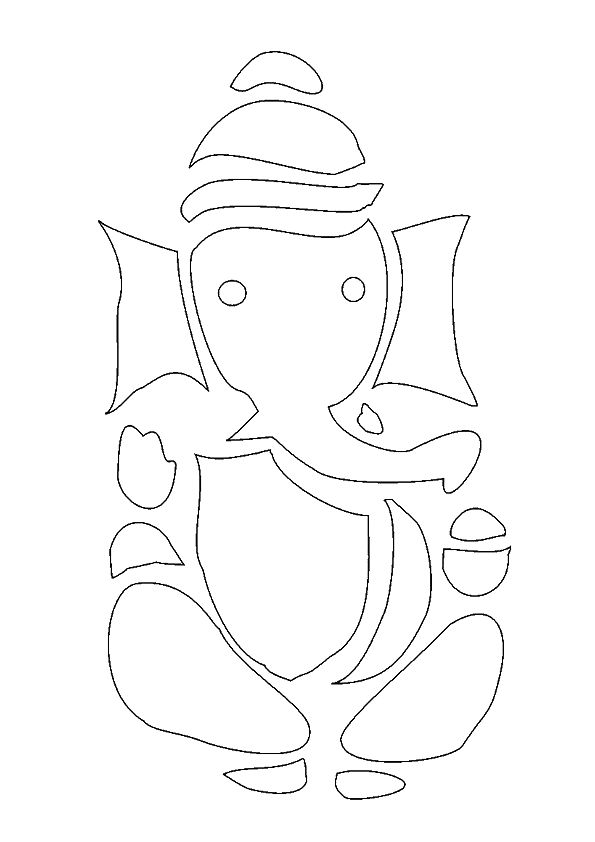 India & Bollywood - Coloring Pages for adults | Dance coloring ... | 842x595