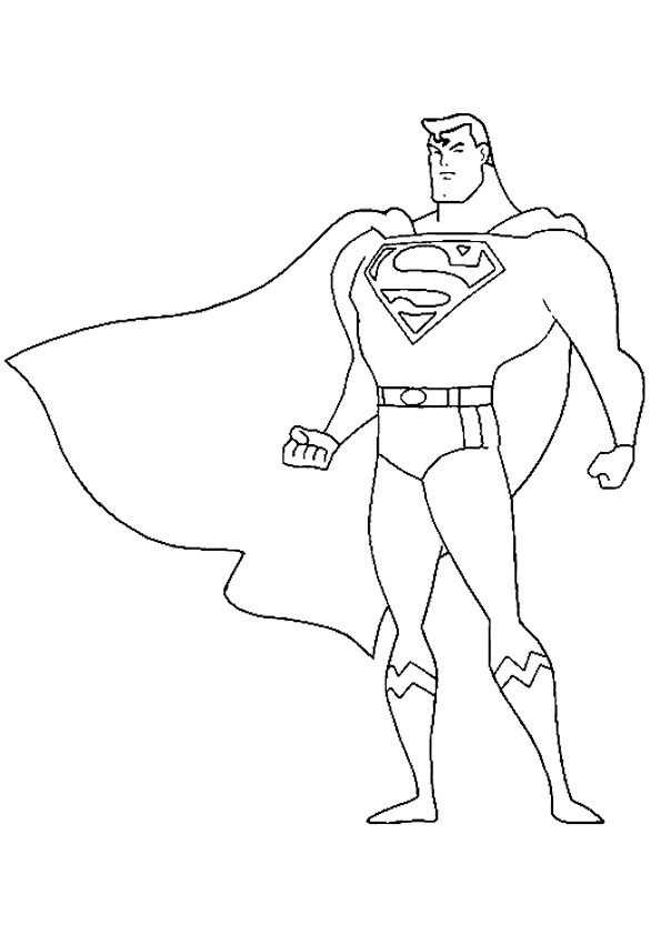 ▷ Justice League: Coloring Pages & Books - 100% FREE and ...