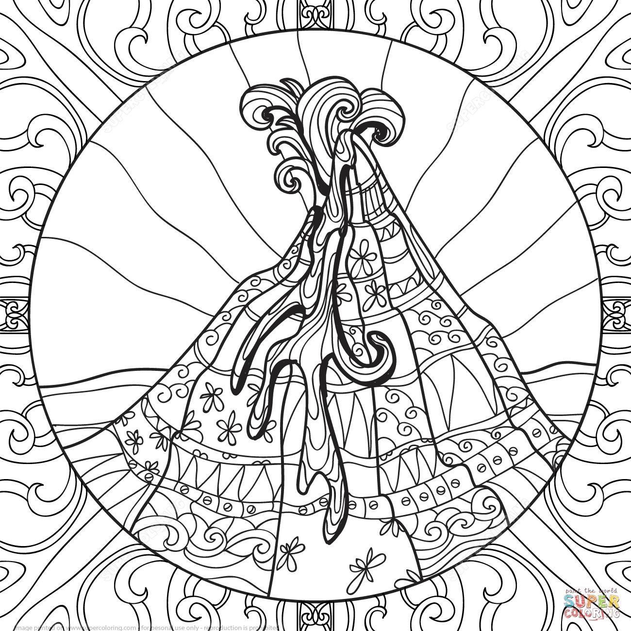 Zen Coloring Pages