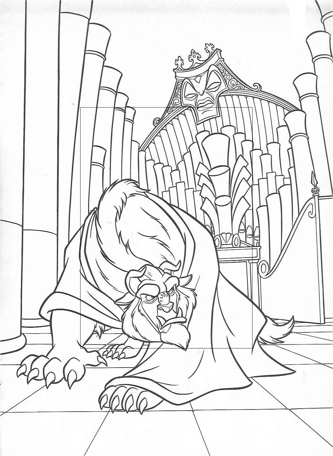 beauty-and-the-beast-coloring-page-0001-q5