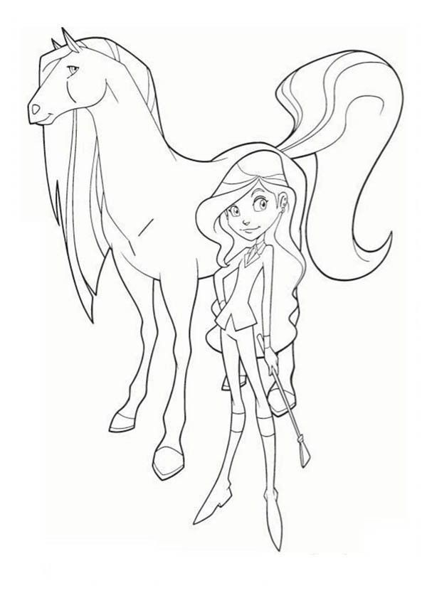 ▷ Horseland: Coloring Pages & Books - 100% FREE and printable!