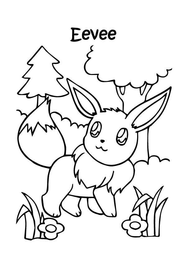 Pok mon Coloring Pages amp Books